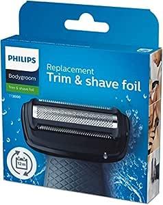 Philips TT2000/43 - Cabezal de recambio para afeitadoras corporales Philips, color gris: Amazon.es: Salud y cuidado personal