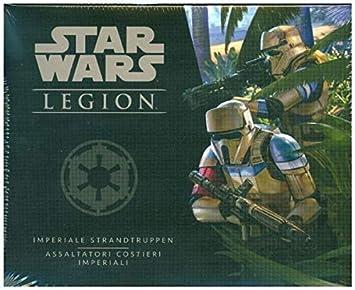 Asmodee Italia Star Wars: Legion Assaltatori Costieri Imperiali ...