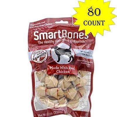 SmartBones Mini Chicken Chews