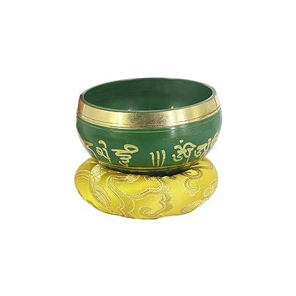 LLCP Yoga Bowl, Bronce bobon Color Buddha-Tone Yoga Bowl ...