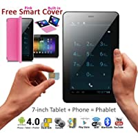 7in 3G Android 4.4 Smart Phone Tablet PC Bluetooth WiFi Google Play Store GSM UNLOCKED!
