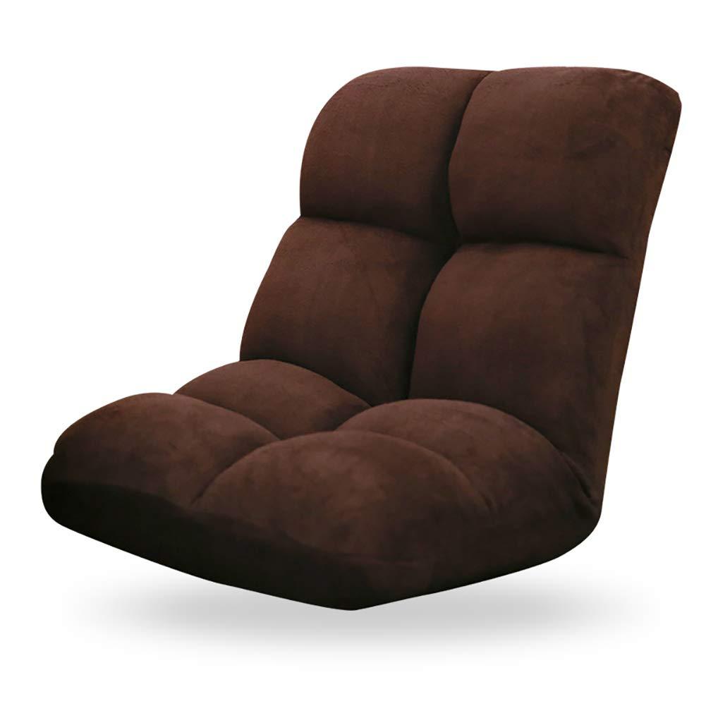 Canapé paresseux Super Confortable Chaise De Plancher Simple Paresseux Canapé Rembourré Retour pour Balcon Salon Chambre (Couleur : Light Green)