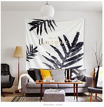 Nordic Stoff Tapisserie Wand Dekoration Tuch Sofa Handtuch Tischdecke  Hintergrund Tuch Strand Handtuch Yoga , 001