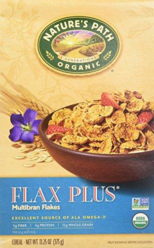 Nature's Path Organic Flax Plus Cereal Multibran -- 13.25 oz