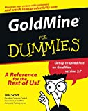 img - for GoldMine For Dummies book / textbook / text book