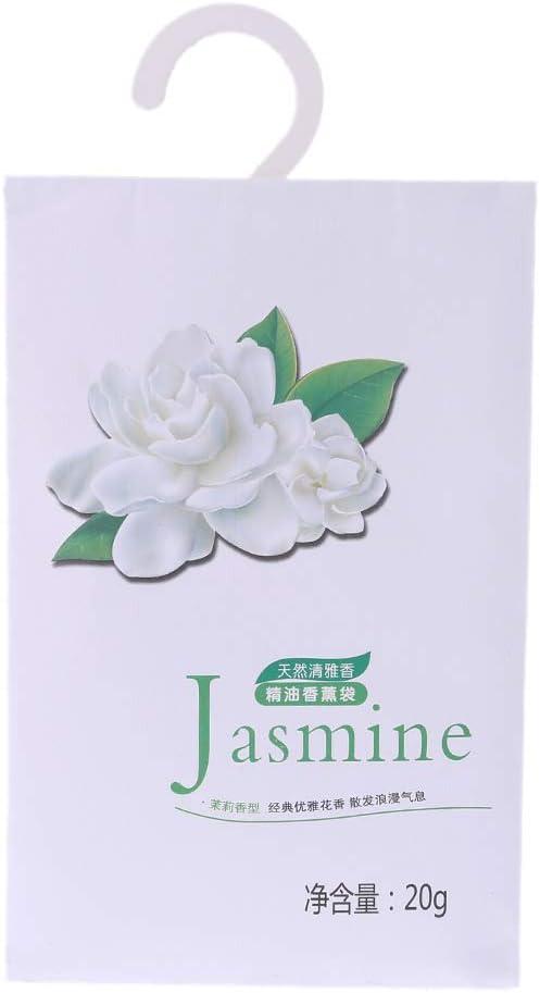 zhiwenCZW Bolsitas Perfumadas Bolsas de Fragancia Armario Ropa Cajón Ambientador de Coche En casa Oficina: Amazon.es: Hogar
