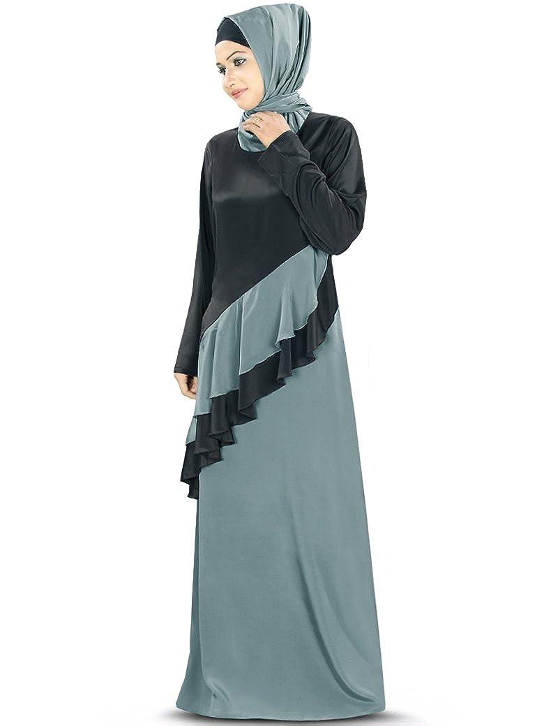 MyBatua Women's Islamic Attire Saniyah Abaya
