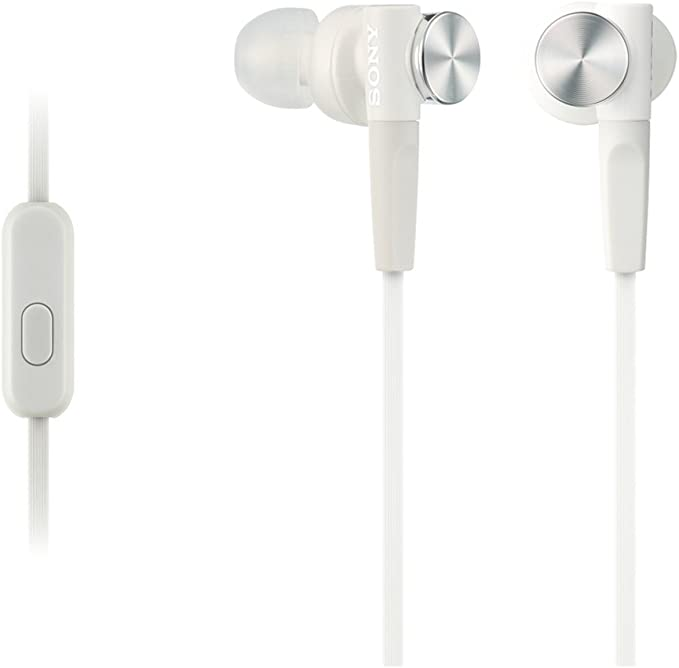 Sony Kopfhörer Mdr Xb50apw In Ohr Headset Kopfhörer Elektronik