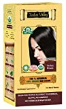 100% Organic 100% Botanical Natural Herbal Hair Dye Colour For Men and Women 100% Chemical Free, No PPD, No Ammonia, No Peroxide and No Heavy Metals Whatsoever (Indus Black)