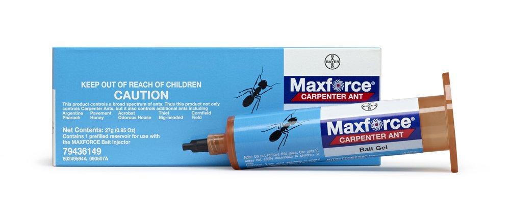 Maxforce Carpenter Ant Bait 0.95 oz-1 box BA1072, Model: , Home & Outdoor Store