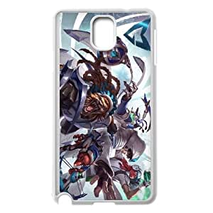 Samsung Galaxy Note 3 Cell Phone Case White League of Legends SSW Rengar OIW0439442