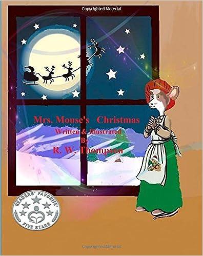 Como Descargar De Utorrent Mrs. Mouse's Christmas Infantiles PDF