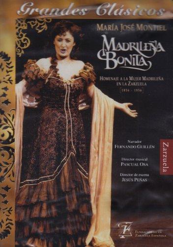 Madrilena Bonita: Grandes Clasicos [DVD] [Import] B000GBEWGG
