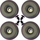 TiVo Replacement Feet (Set of 4)