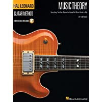 Hal Leonard Guitar Method Music Theory (Book/Online Audio) (Includes Online Access Code)