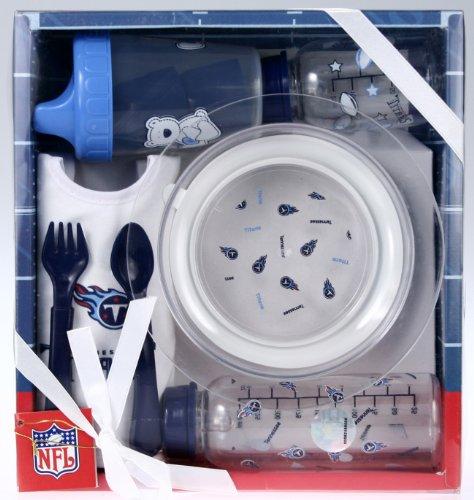 Tennessee Titans NFL Football Newborn Baby Necessities Gift Set