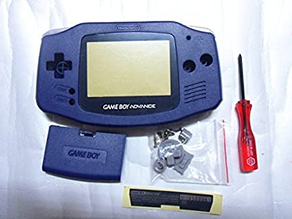 Carcasa Completa para Nintendo Gameboy Advance GBA, Color ...