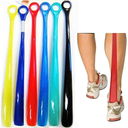 Plastic Shoehorns Extra Handle Sturdy