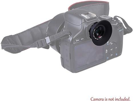 EACHSHOT 1.08 x -1.60 x zoom Visor Ocular lupa para Canon ...