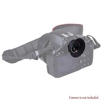 EACHSHOT 1.08 x -1.60 x zoom Visor Ocular lupa para Canon Nikon ...
