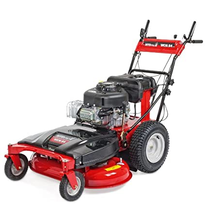 MTD Optima WCM 84 Walk behind lawn mower Gasolina - Cortacésped (Walk behind lawn mower