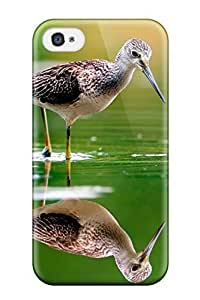 iphone covers New Fashion Case Awesome Nature Animal Bird Reflection Green Flip case cover With Fashion Design For Iphone 5c 4HuouWtFjzQ WANGJING JINDA
