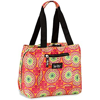 Amazon Com Nicole Miller Insulated Lunch Bag 11 Quot Womens