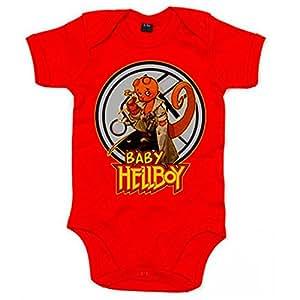 Body Hellboy Baby bebé