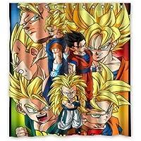 HomeMo Japanese Anime Cartoon Dragon Ball Super Custom