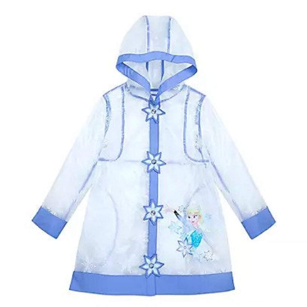 Shop Disney Elsa Rain Jacket for Kids