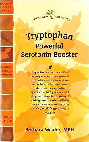 Tryptophan: Powerful Serotonin Booster Woodland Health: Amazon.es: Barbara Wexler: Libros en idiomas extranjeros