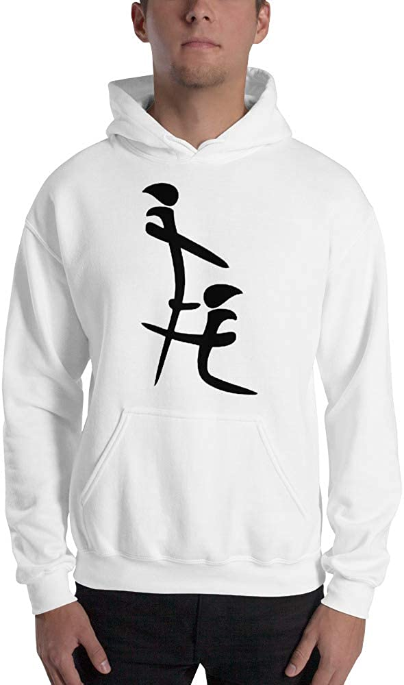 Mynimo I Dont Speak Japanese Chinese But I Understand Symbol Blowjob Sex Funny Unisex Hoodie
