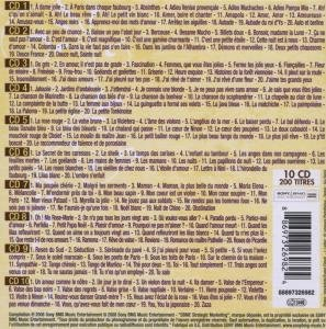 France Chansons De Toujours by Sony Import