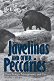 Javelinas and Other Peccaries, Lyle K. Sowls, 1623490081