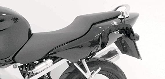 Hepco Becker C Bow Seitenträger Schwarz Für Honda Cbr 600 F 1999 2010 Auto