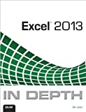 Excel 2013 in Depth, Bill Jelen, 0789748576