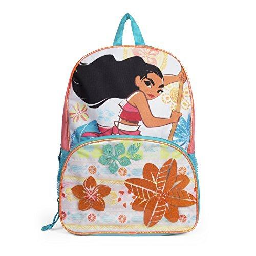 DISNEY MOANA 16 Large Backpack Girls [並行輸入品]   B078BPQHZ7
