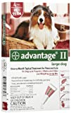 Advantage Red for Dogs 21-55lbs, My Pet Supplies