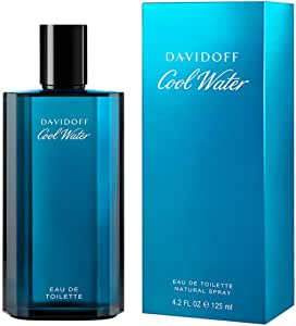 DAVIDOFF Cool Water Edt For Men 125Ml