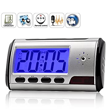 Image result for multi-function clock