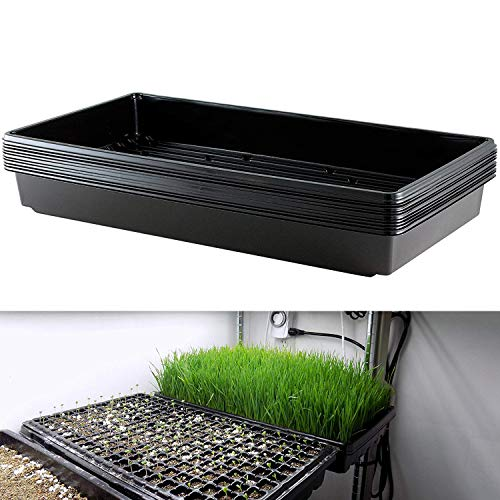 YIDIE 1020 Plant Germination Tray (No Drain Holes) -21