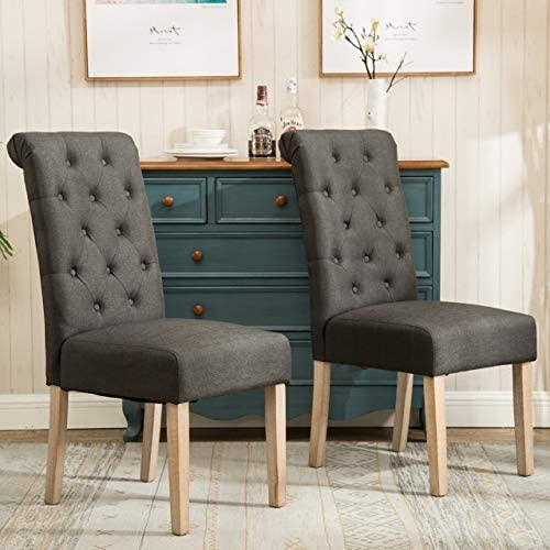 5 Best Dining Chairs for Bad Backs Reviews In 2021 4