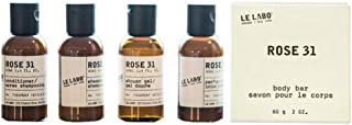 product image for Le Labo Rose 31 Amenities - Shampoo Conditioner Lotion Shower Gel Bath Soap Travel Set Gift Set Toiletries