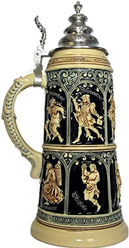 King Collectors Edition Limitaet 2015 German Beer Stein