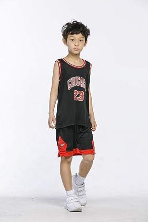 NBA Kid Jersey Set, 23 Bulls Jordan Baloncesto Bordado ...