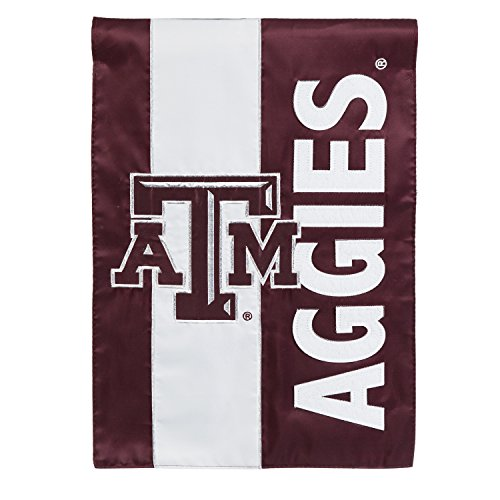 Team Sports America Texas A&M Outdoor Safe Double-Sided Embr
