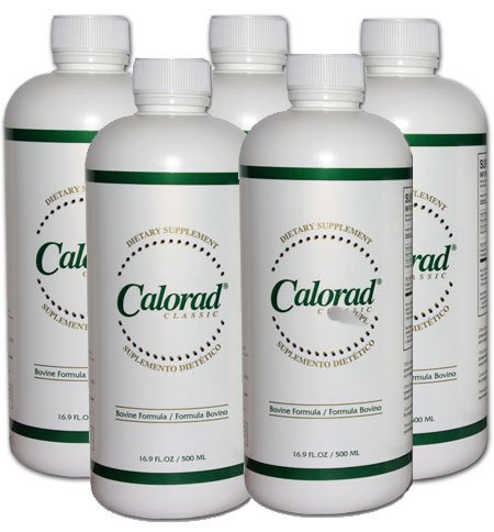 5 Calorad Bovine Classic PM - Original Collagen Weight Loss by Nutri-Diem Michel Grise (MG)