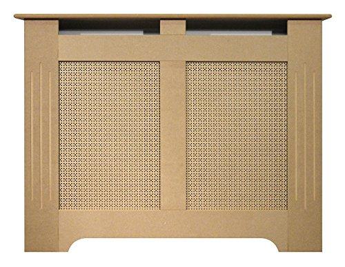 Wood Adam Medium Unfinished Radiator Cover