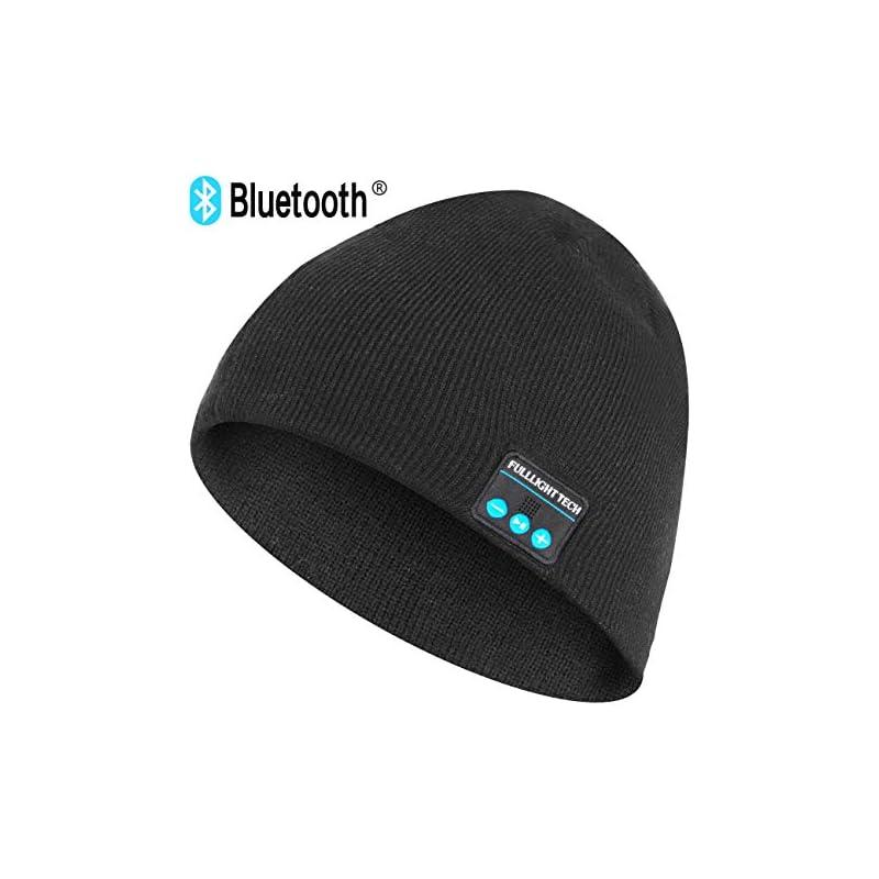 Upgraded V4.2 Bluetooth Beanie Hat Headp