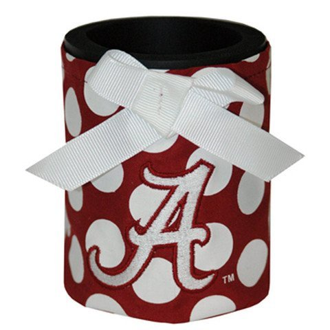 NCAA Alabama Crimson Tide Caddie Foam with Cover with Ribbon